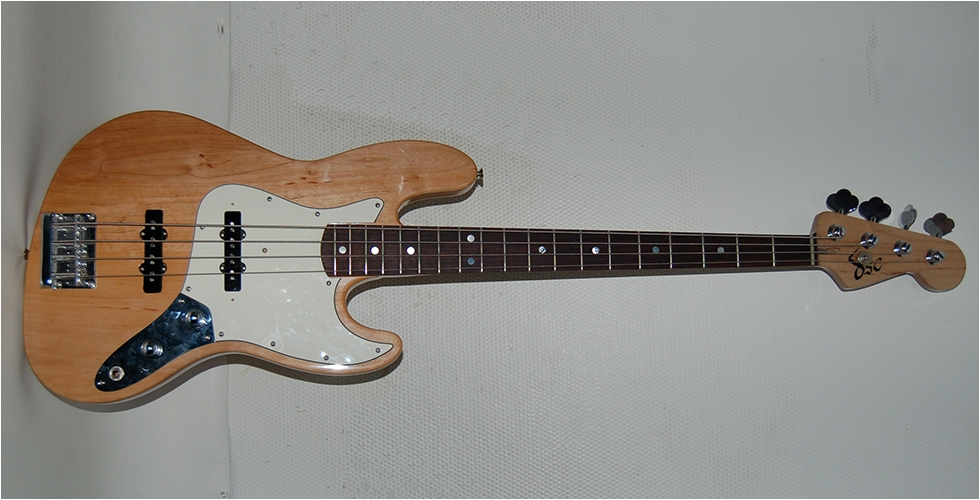 DSC Type Jazz Bass