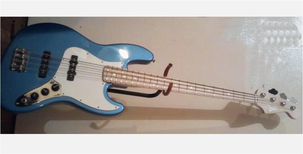 DSC Manche Jazzbass Custom