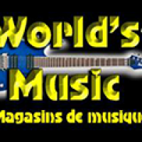 Photo du partenaire WORLD MUSIC SEVRAN