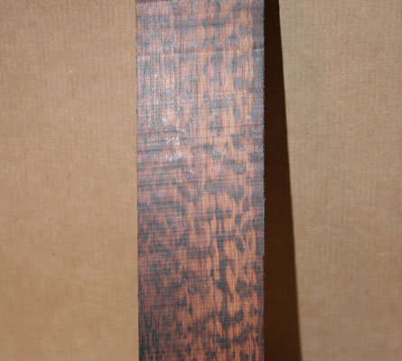 Photo du bois Leopard Wood